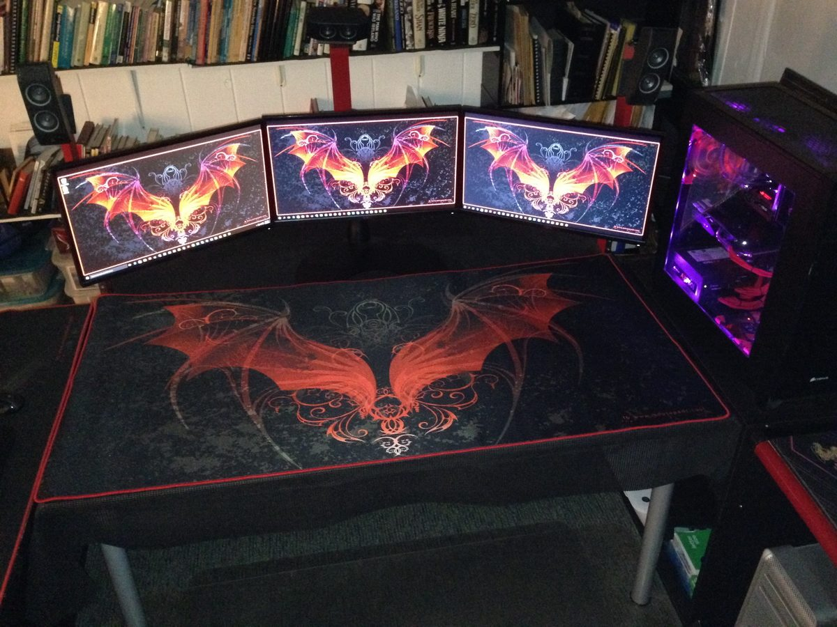 Pad-Zilla™ Giant Mouse Pads