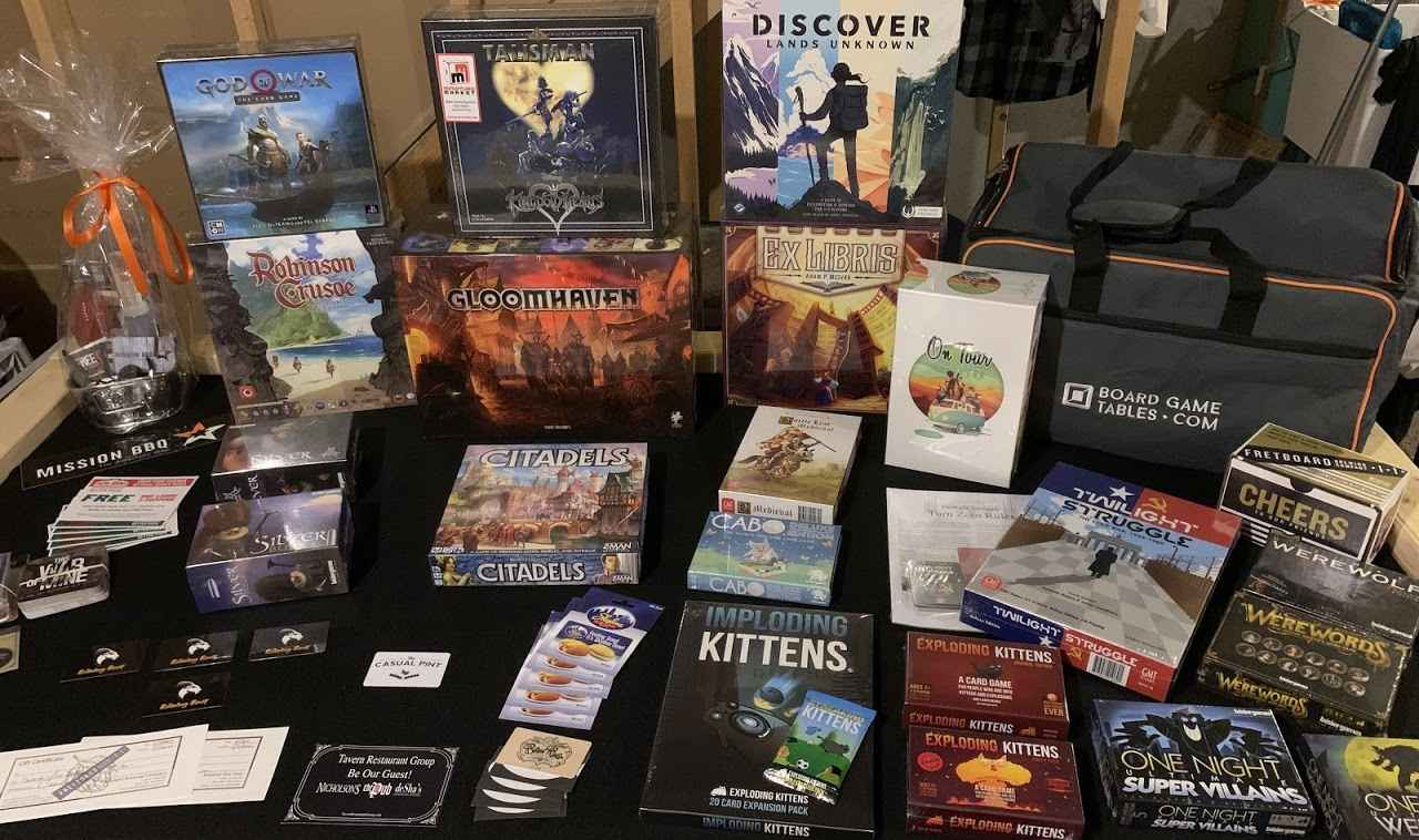 MULLINSPIELE is Cincinnati's new board game convention!